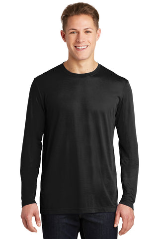 Long Sleeve PosiCharge Competitor Cotton Touch Tee