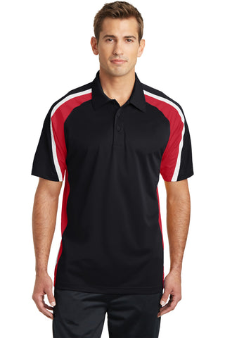 Tricolor Micropique Sport-Wick Polo