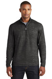 Sport-Wick  Stretch Reflective Heather 1/2-Zip Pullover