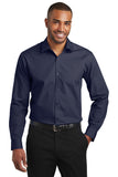 Slim Fit Carefree Poplin Shirt