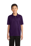 Youth Silk Touch Performance Polo