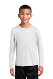 Youth Posi-UV Pro Long Sleeve Tee
