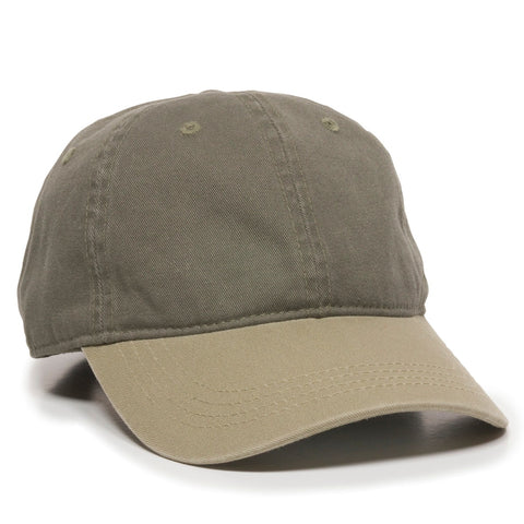 Garment Washed Dad Cap