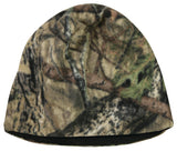 Reversible Camo Fleece Beanie