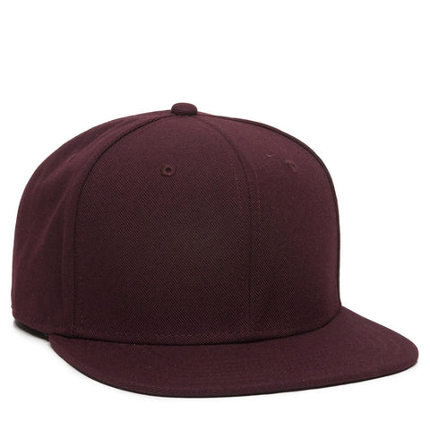 Classic 6 Panel Snap Back