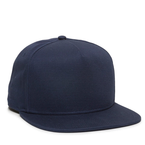 Classic 5 Panel Snap Back