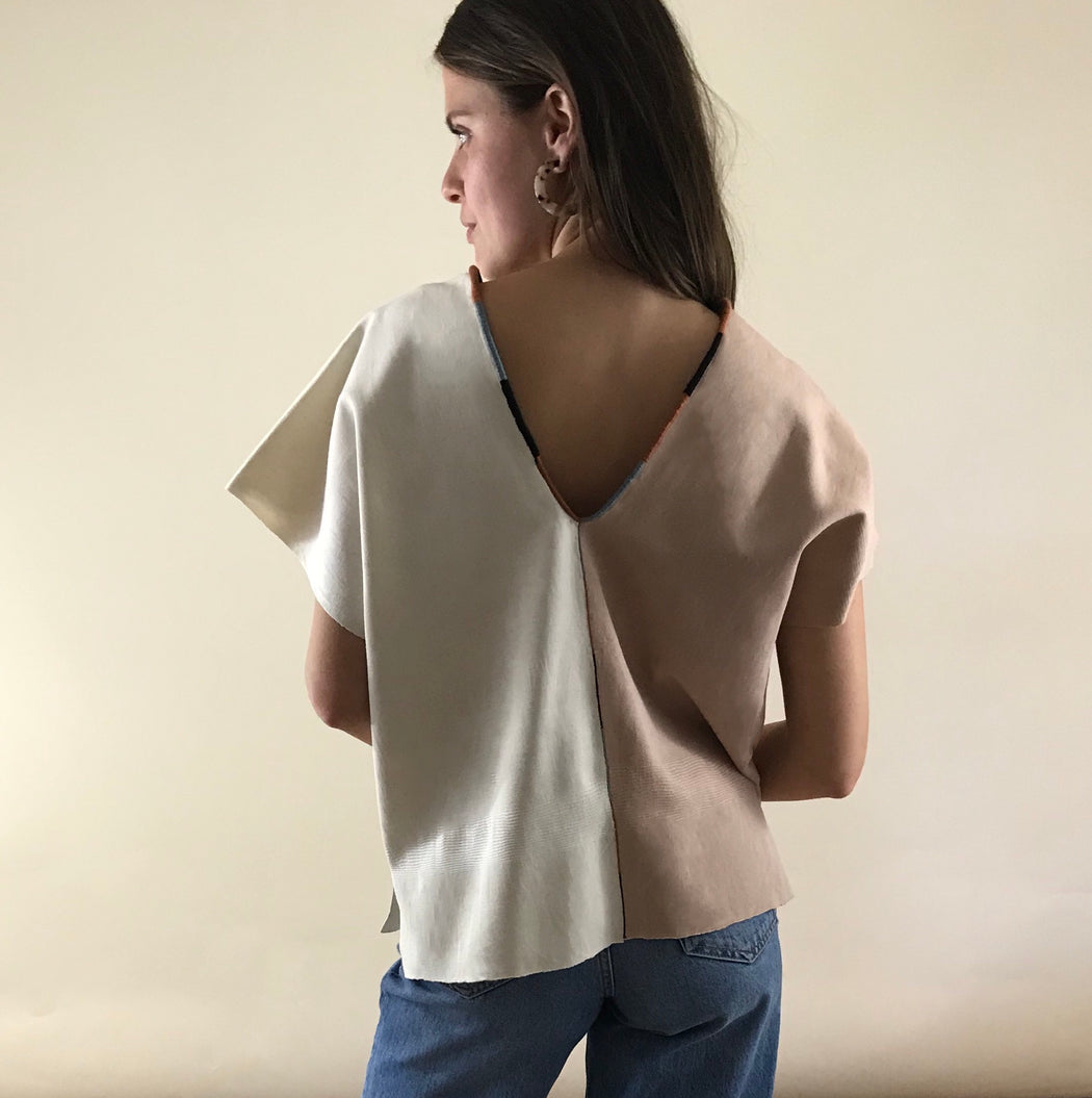 Agnes Top Nude & Natural