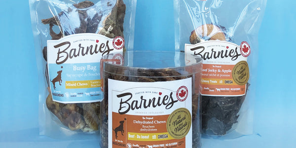Introducing Barnies Treats!