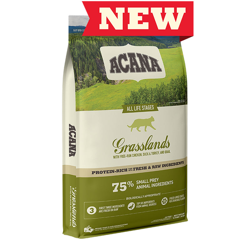 ACANA Grasslands Cat Food