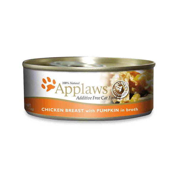 Applaws Chicken Breast with Pumpkin Cat Wet Food