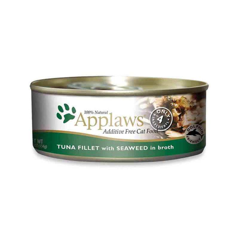 Applaws Tuna Fillet with Seaweed Cat Wet Food
