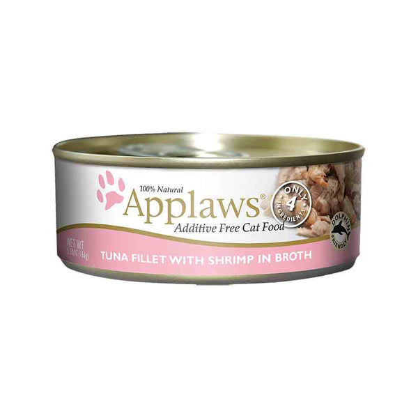 Applaws Tuna Fillet with Shrimp Cat Wet Food