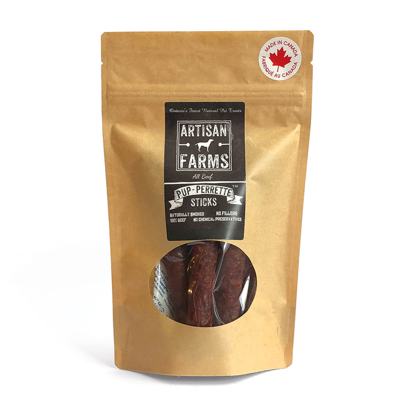 Artisan Farms Pup-Perrette Sticks Dog Treats
