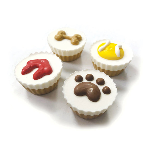 Bosco and Roxy's Peanut Butter Cup Dog Treats