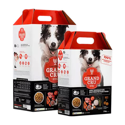 Canisource Grand Cru Red Meat Dog Food