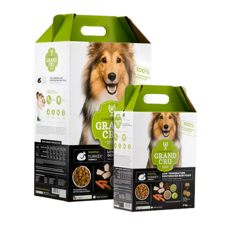 Canisource Grand Cru Turkey Dog Food