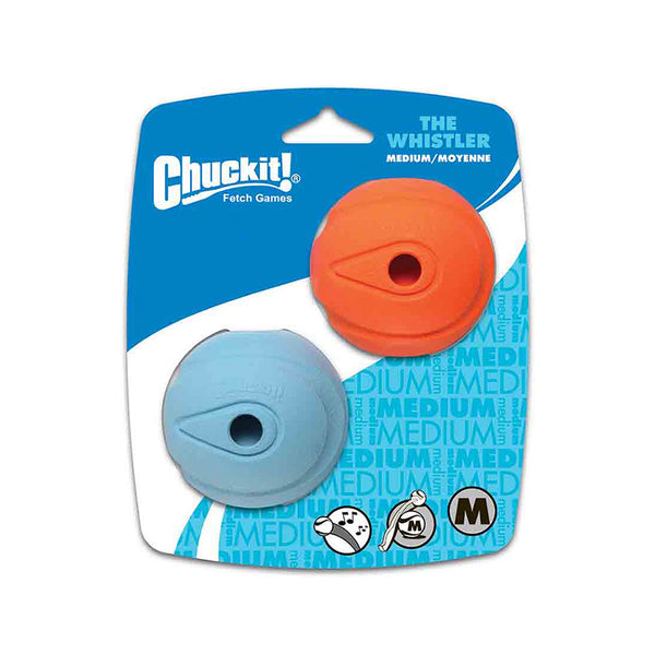 Chuckit! The Whistler 2PK Dog Toy