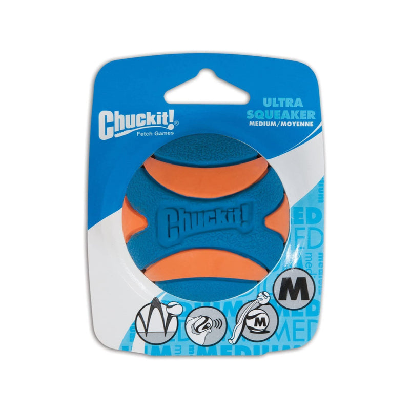 Chuckit! Ultra Squeaker Ball Dog Toy