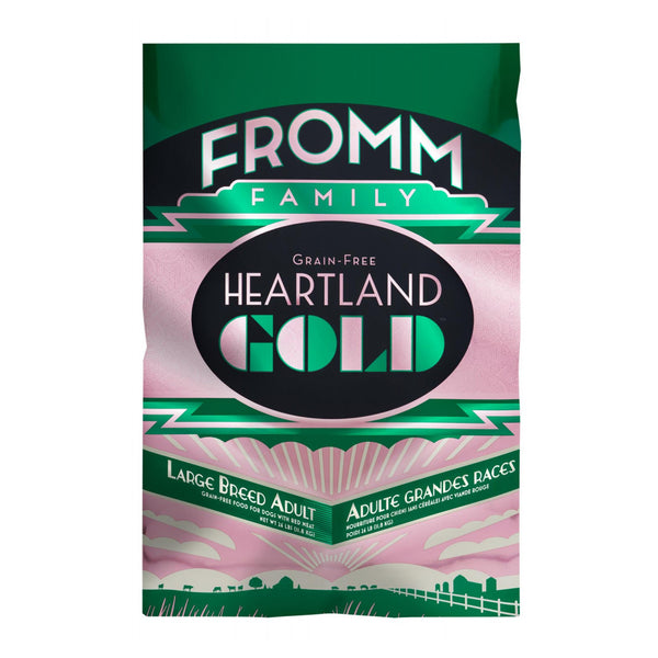 Fromm Heartland Gold Large Breed Adult Dog Food