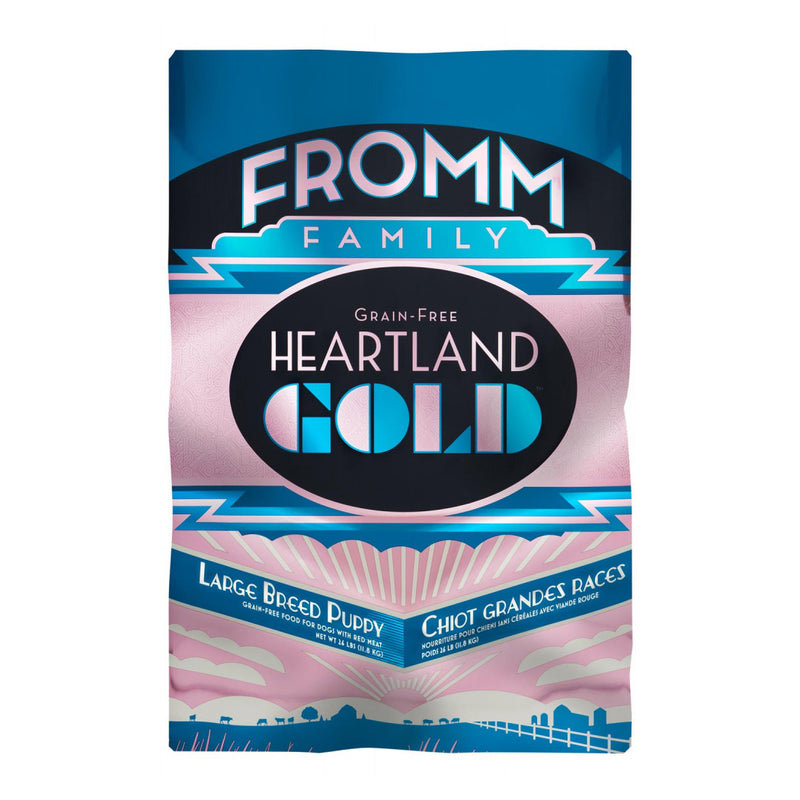 Fromm Heartland Gold Large Breed Puppy Dog Food