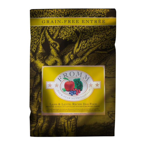 Fromm Four Star Lamb & Lentil Dog Food