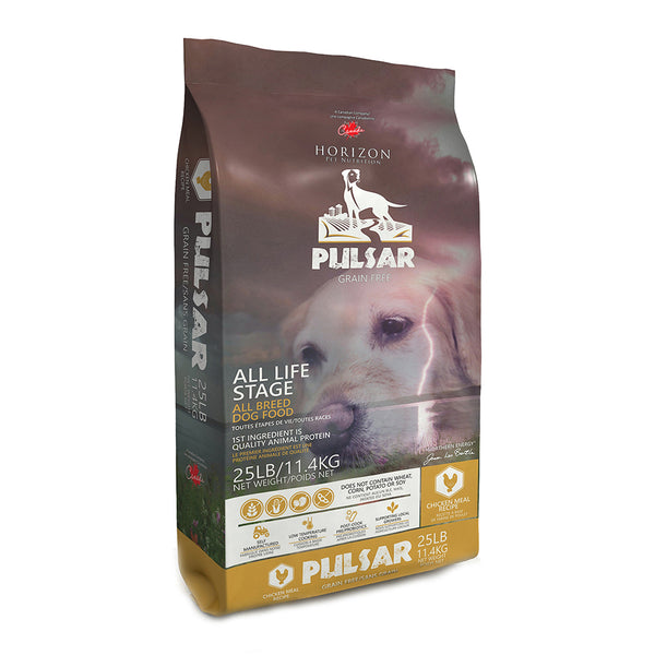 Horizon Pulsar Chicken Grain Free Dog Food