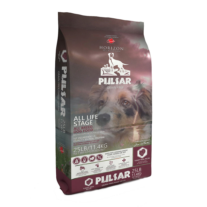 Horizon Pulsar Turkey Grain Free Dog Food