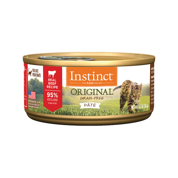 Instinct Original Beef Cat Wet Food