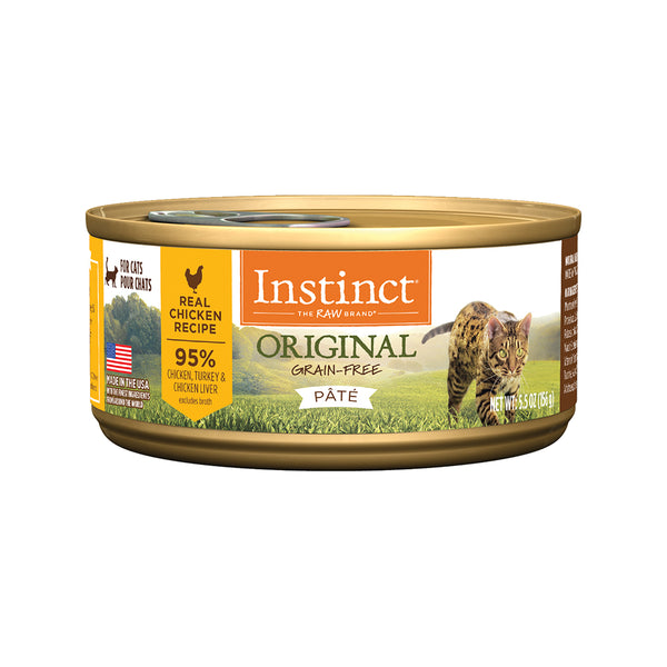 Instinct Original Chicken Cat Wet Food