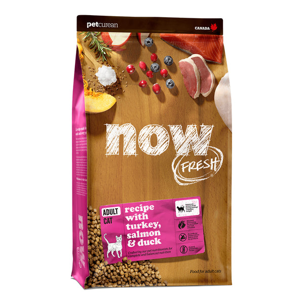 NOW FRESH Grain Free Adult Cat Food