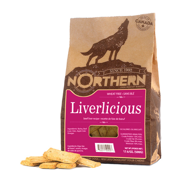 Northern Biscuit Liverlicious Dog Treats