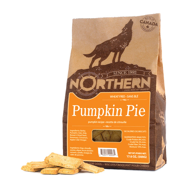 Northern Biscuit Pumpkin Pie Dog Treats