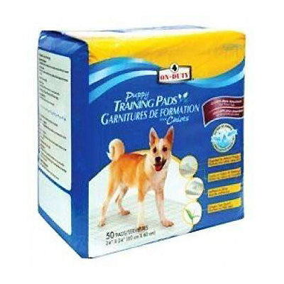 On Duty Training Pee Pads for Dogs