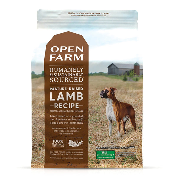 Open Farm Pasture-Raised Lamb Dog Food
