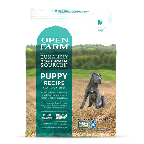 Open Farm Puppy Dog Food