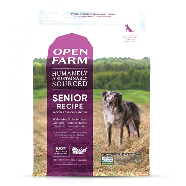 Open Farm Senior Dog Food