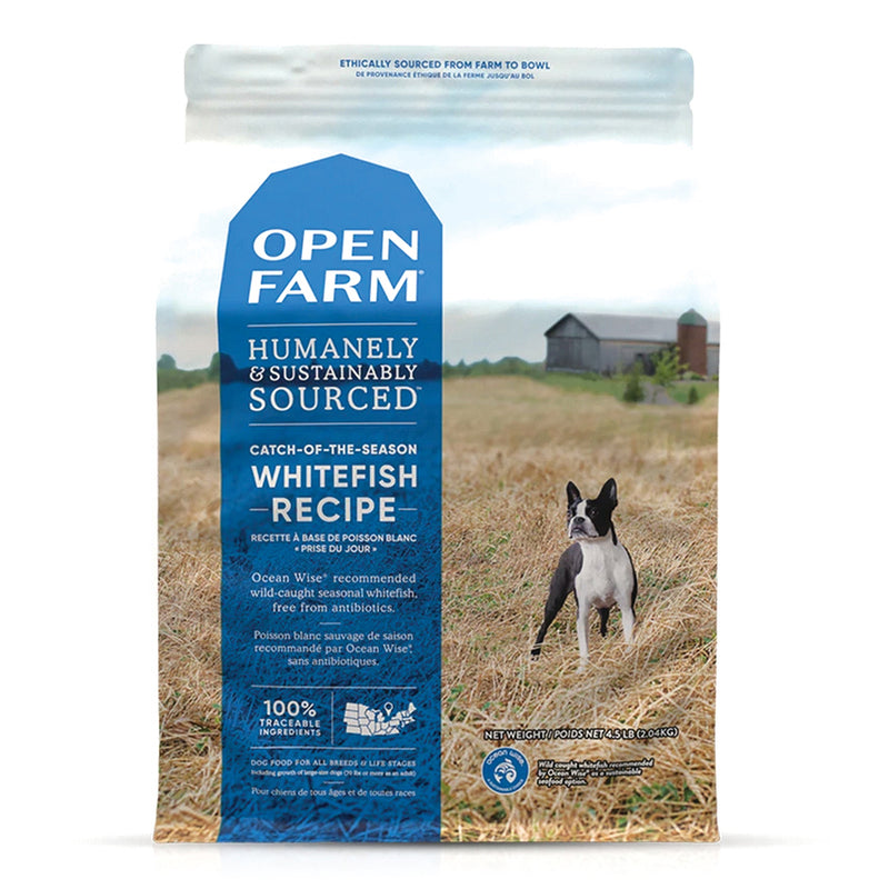 Open Farm Catch-of-the-Season Whitefish Dog Food