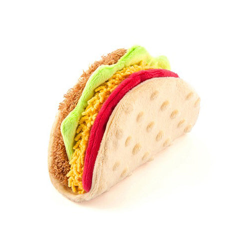 P.L.A.Y. International Classic Taco Dog Toy