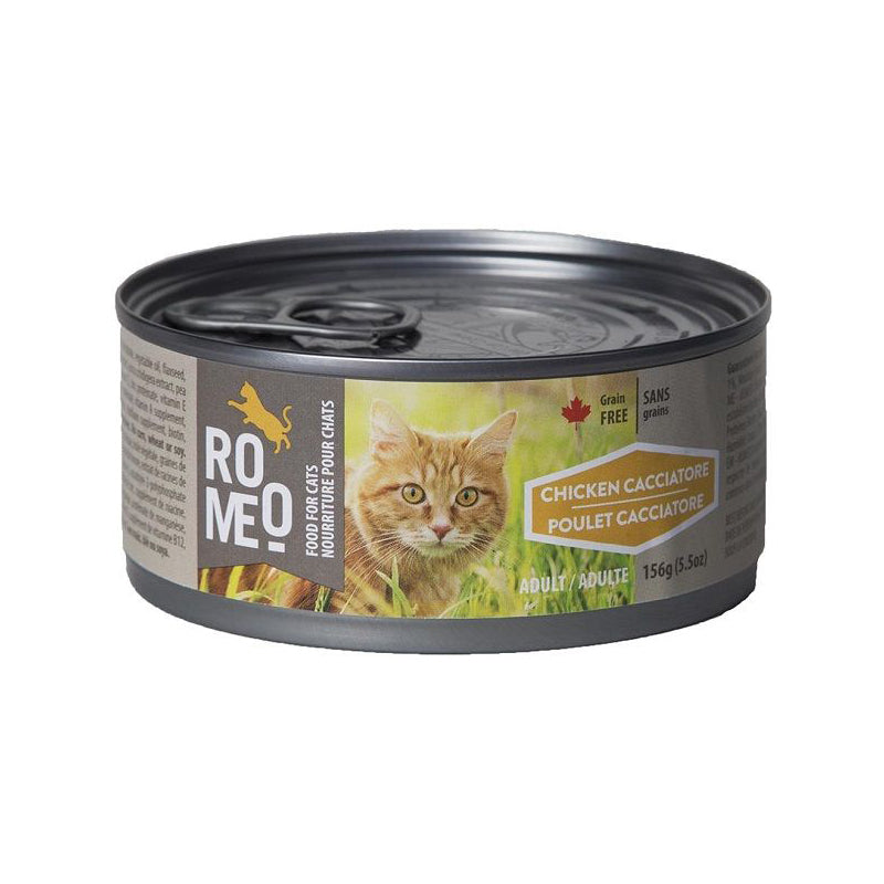 Romeo Chicken Cacciatore Cat Wet Food