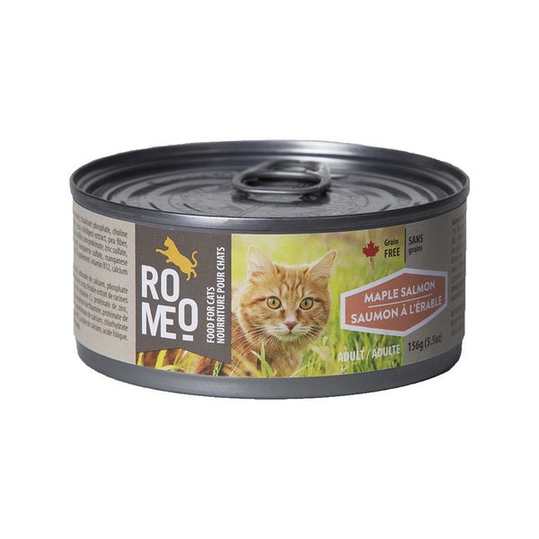 Romeo Maple Salmon Cat Wet Food