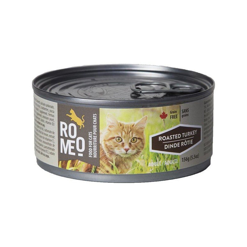 Romeo Roasted Turkey Cat Wet Food