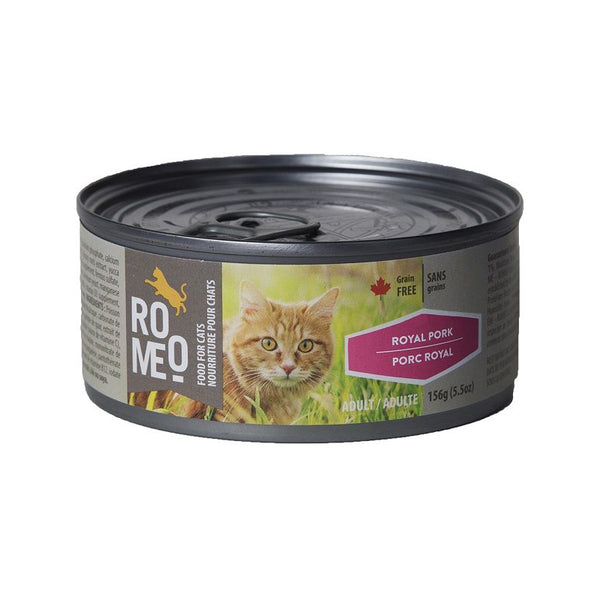 Romeo Royal Pork Cat Wet Food