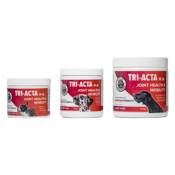 TRI-ACTA H.A. Maximum Strength for Dogs & Cats