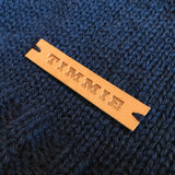 Timmie Letterman Sweater for Dogs