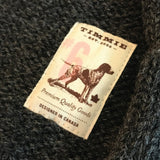 Timmie Shawl Collar Sweater for Dogs