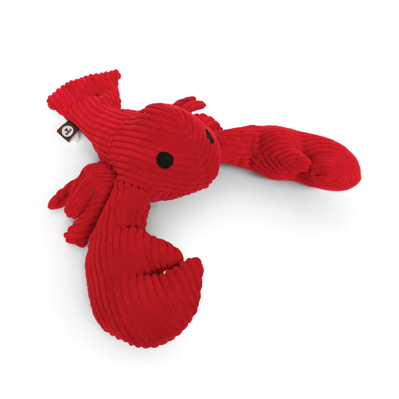 Timmie Atlantic Lobster Corduroy Dog Toy