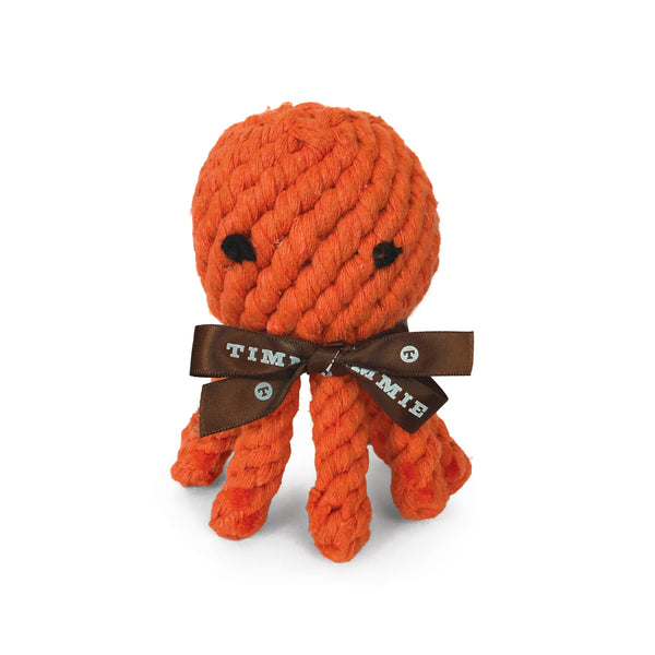 Timmie Ossington the Octopus Dog Rope Toy