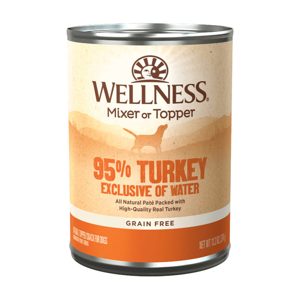 Wellness 95% Turkey Dog Wet Food