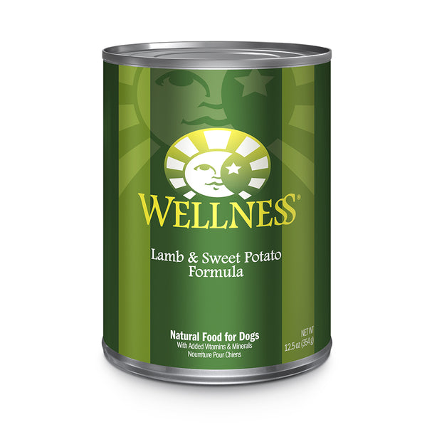 Wellness Complete Health Pâté Lamb & Sweet Potato Dog Wet Food