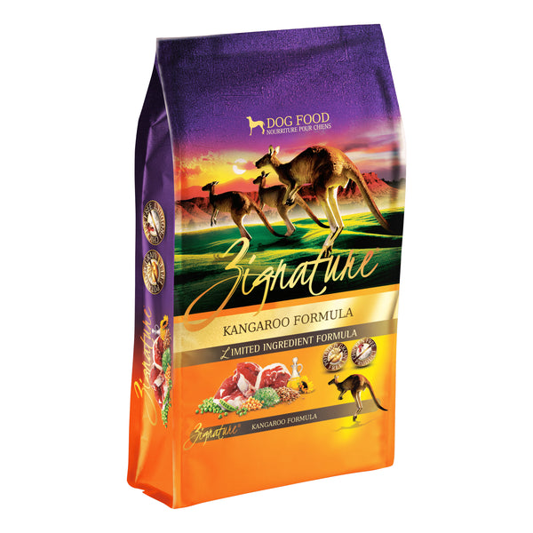 Zignature Kangaroo Dog Food
